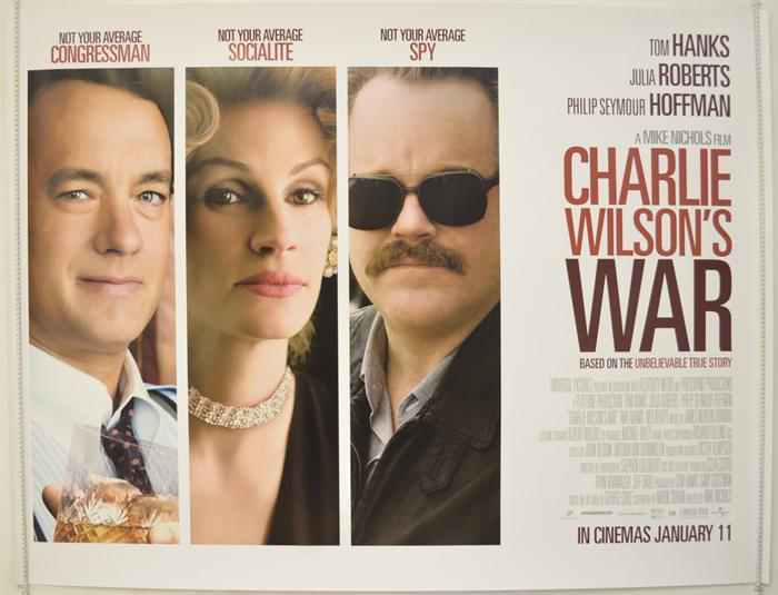 Charlie Wilson's War - Original Cinema Movie Poster From ...
