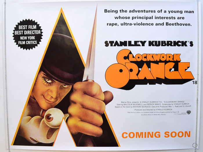 Clockwork Orange P I 1999 Re Release