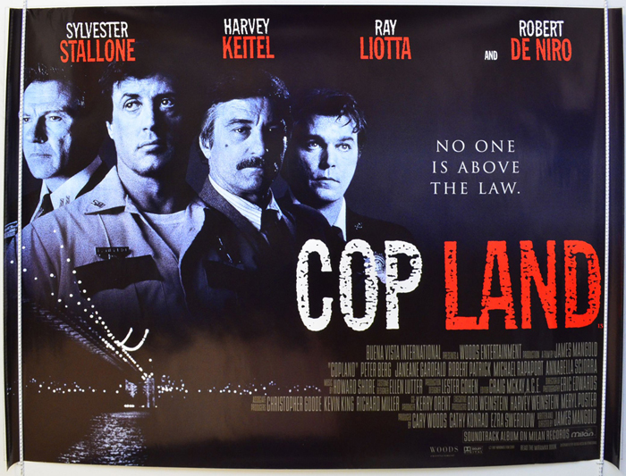 Cop Land - Original Cinema Movie Poster From pastposters.com ...
