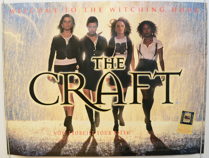 the craft full movie craft the original cinema poster from 5574