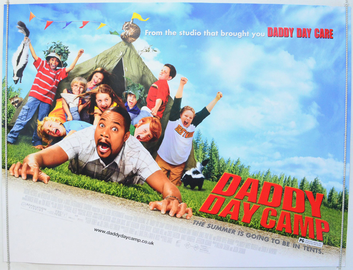 Daddy Day Camp Cast