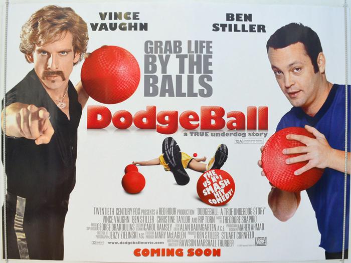 Dodgeball - A True Underdog Story <p><i> (Teaser / Advance Version ...