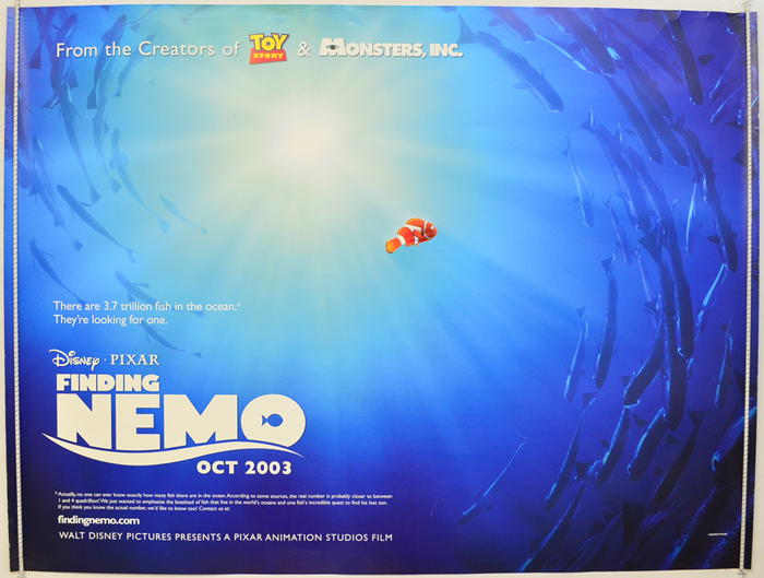 Finding nemo pi teaser advance version ip original finding nemo pi teaser advance version altavistaventures Image collections