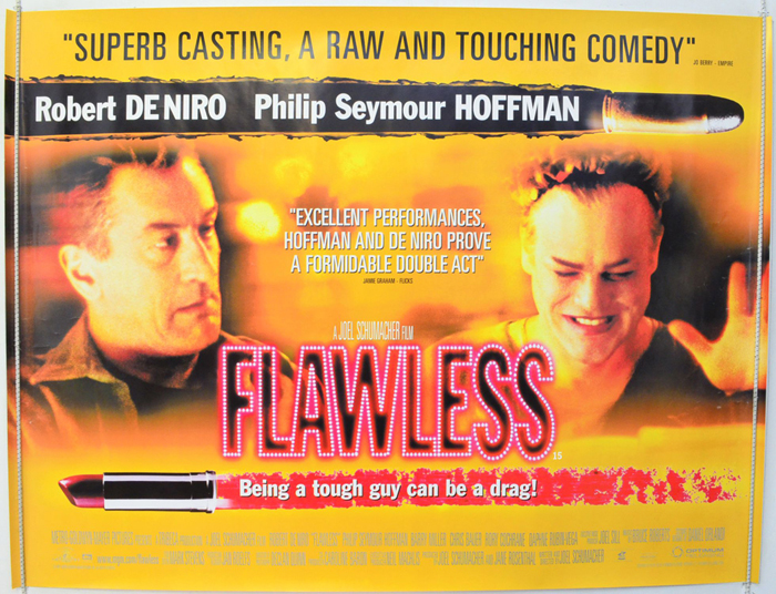 Flawless - Original Cinema Movie Poster From pastposters.com ...