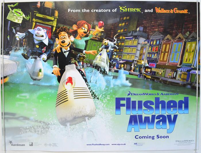 Flushed Away <p><i> (Teaser / Advance Version 2) </i></p ...