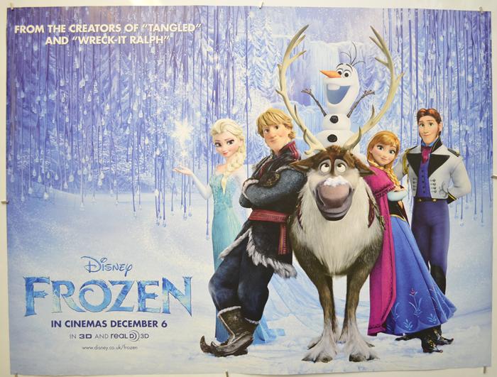 Frozen <p><i> (Teaser / Advance Version) </i></p> - Original ...