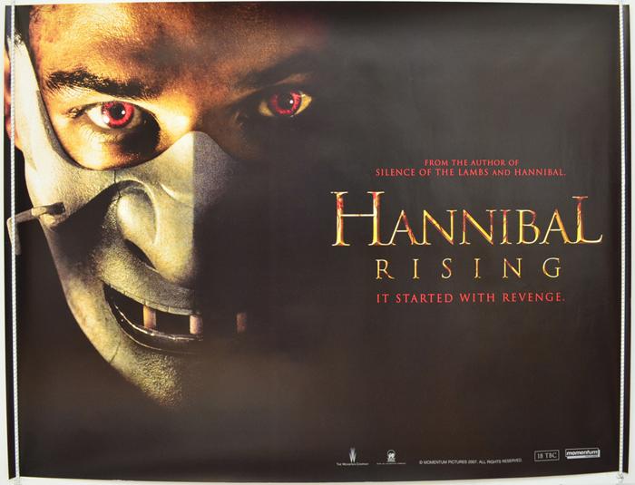 Hannibal Rising <p><i> (Teaser / Advance Version) </i></p ...