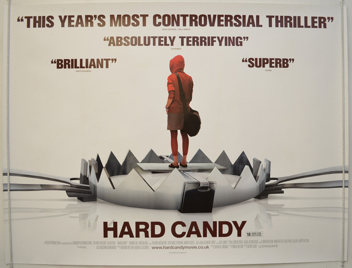 Hard Candy - Original Cinema Movie Poster From pastposters.com ...