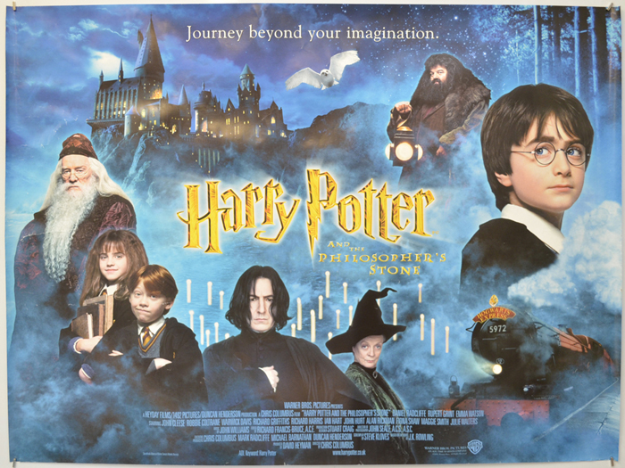 Harry Potter And The Philosophers Stone Original Cinema
