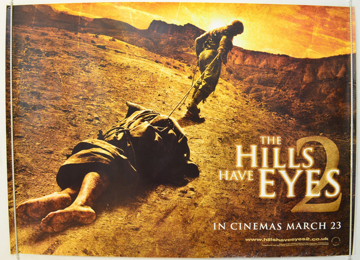 Hills Have Eyes 2 (The) <p><i> (Teaser / Advance Version) </i></p>