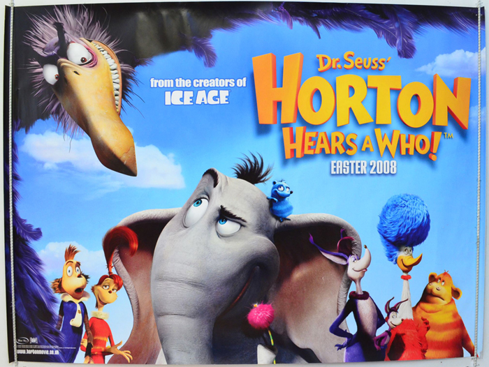 Dr. Seuss' Horton Hears A Who! <p><i> (Teaser / Advance Version ...