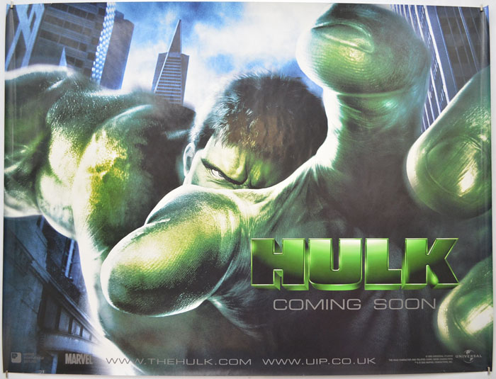 Hulk <p><i> (Teaser / Advance Version) </i></p>