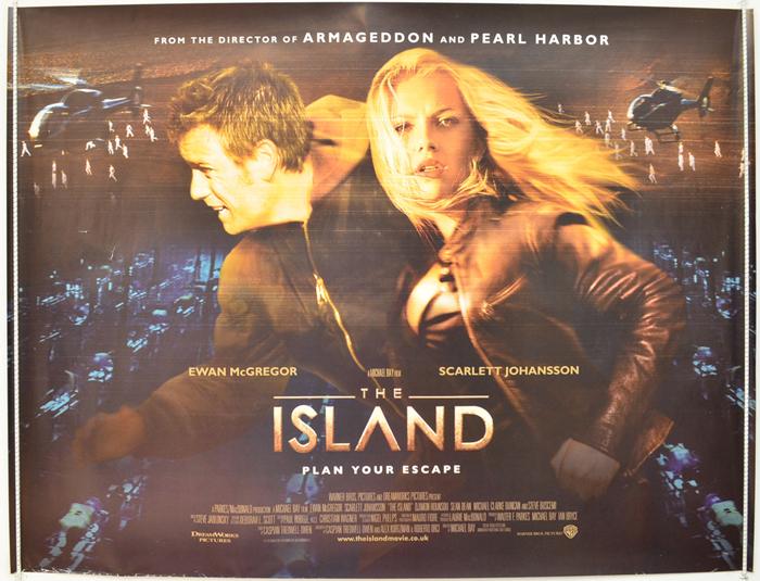 Island (The) - Original Cinema Movie Poster From pastposters.com ...