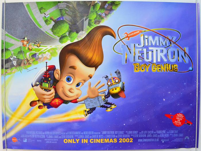 Jimmy Neutron : Boy Genius <p><i> (Teaser / Advance Version) </i ...
