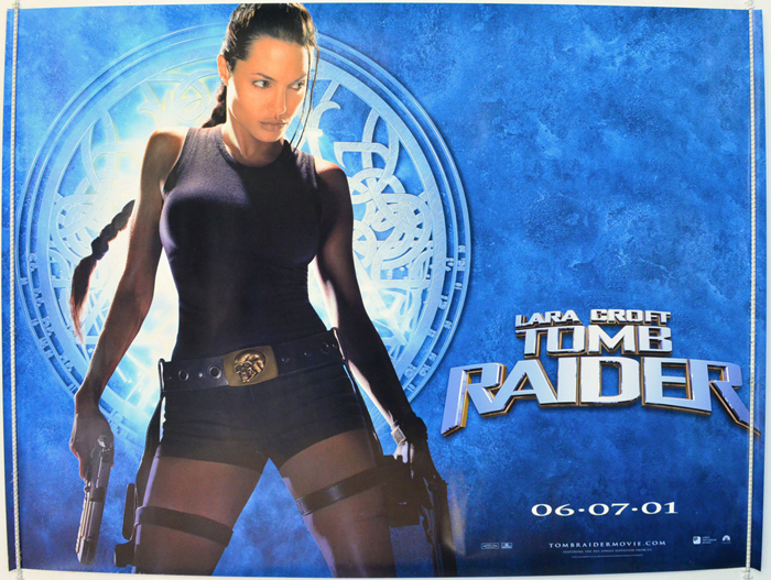 Lara Croft Tomb Raider P I Teaser Advance Version I P