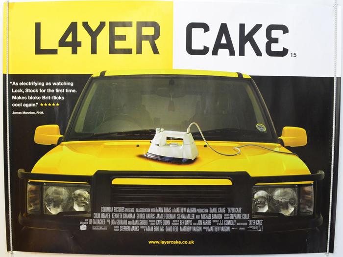 Layer Cake <p><i> (Car Version) </i></p> - Original Cinema Movie ...