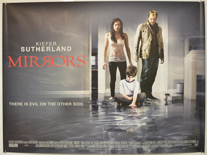 Mirrors - Original Cinema Movie Poster From pastposters.com ...