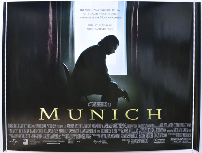 Munich - Original Cinema Movie Poster From pastposters.com British ...