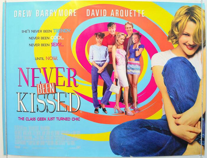 Never Been Kissed - Original Cinema Movie Poster From pastposters ...
