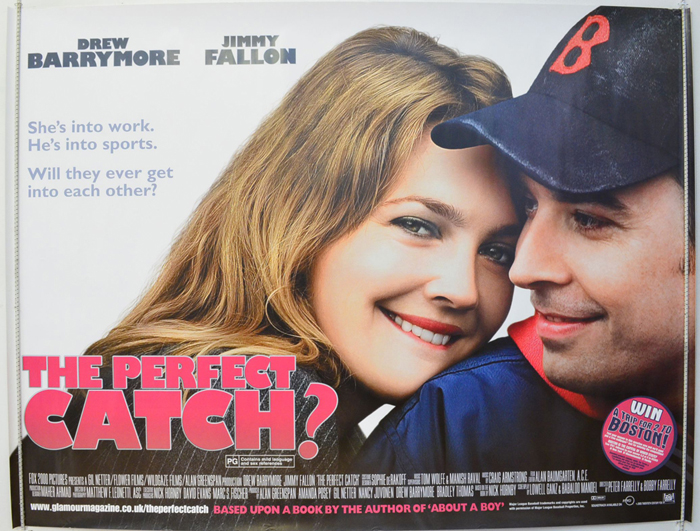 Perfect Catch (The) - Original Cinema Movie Poster From ...
