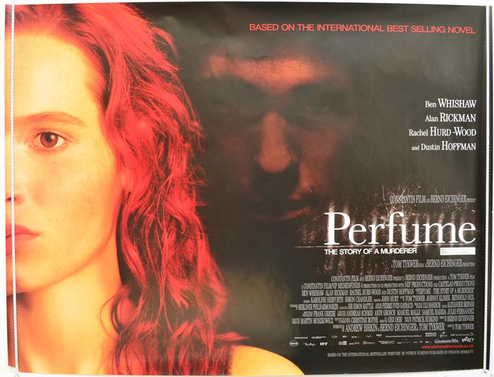 Perfume The Story Of A Murderer Original Cinema Movie Poster