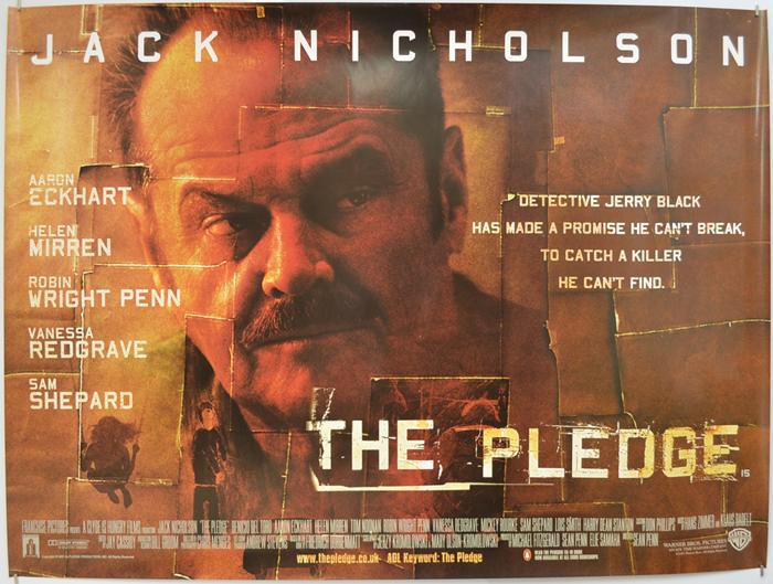 Pledge (The) - Original Cinema Movie Poster From pastposters.com ...