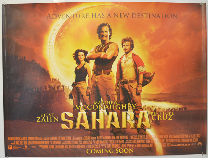 Sahara <p><i> (Teaser / Advance Version) </i></p> - Original ...