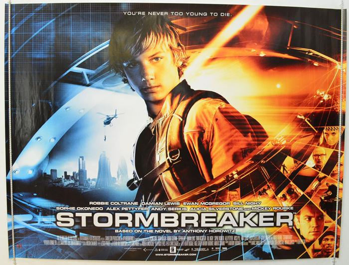 stormbreaker film soundtrack