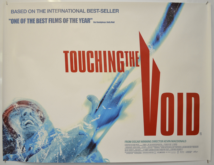 Touching The Void - Original Cinema Movie Poster From pastposters ...