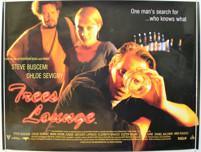Trees Lounge - Original Cinema Movie Poster From pastposters.com ...