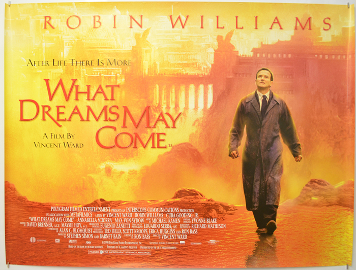 What Dreams May Come - Original Cinema Movie Poster From ...