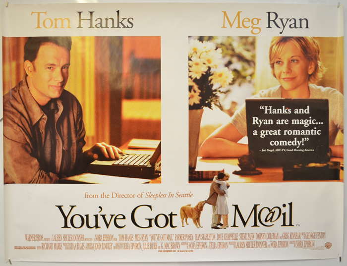You've Got Mail - Original Cinema Movie Poster From pastposters ...