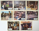 Taggart <p><a> Set of 8 Lobby Cards / F.O.H. Stills </i></p>