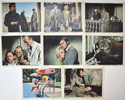 Venetian Affair (The) <p><a> Set of 8 Lobby Cards / F.O.H. Stills </i></p>