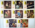 Deadliest Sin (The)  <p><a> Set Of 8 USA Lobby Cards </i></p>