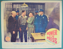 Power Of The Press <p><a> Single USA Lobby Card </i></p>