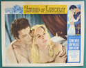 Sword Of Lancelot (The) <p><a> Single USA Lobby Card  #5 </i></p>