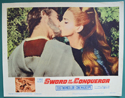 Sword Of The Conqueror <p><a> Single USA Lobby Card #3 </i></p>