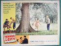 Terror In The City <p><a> Single USA Lobby Card #1 </i></p>