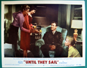 Until They Sail <p><a> Single USA Lobby Card #2 </i></p>