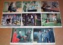 Busy Body (The) <p><i> Set Of 8 Lobby Cards </i></p>