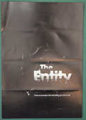 The Entity - Synopsis Leaflet - Front