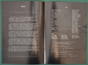 The Entity - Synopsis Leaflet - Back