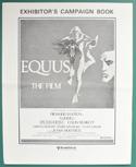 EQUUS - Press Book - Front