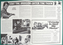 Exit The Dragon Enter The Tiger - Press Book -  Inside