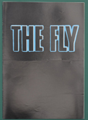Fly (The) <p><i> Original 6 Page Cinema Exhibitors Campaign Press Book </i></p>