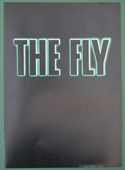 The Fly - Synopsis Sheet  - Front