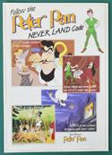 Peter Pan  - Neverland Code