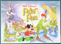 Peter Pan - Synopsis Leaflet - Front