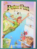 Peter Pan  - Press Book - Front